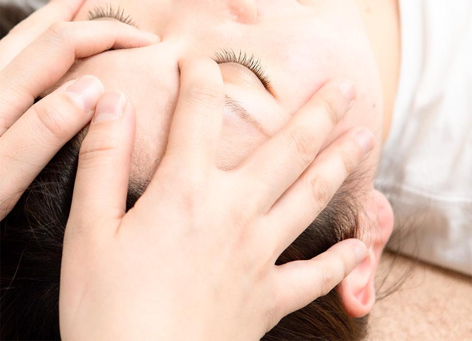 Personal Maintenance Yfitの眼精疲労、かすみ目、顔のむくみ改善メニュー